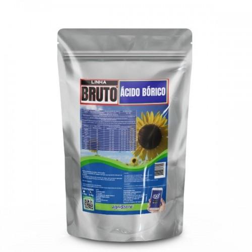 Ácido Bórico Puro Pó Solúvel 5 Kg - 17% de Boro