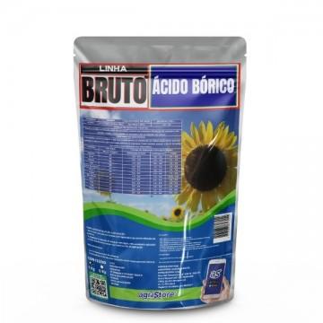 Ácido Bórico Puro Pó Solúvel 1 Kg - 17% de Boro