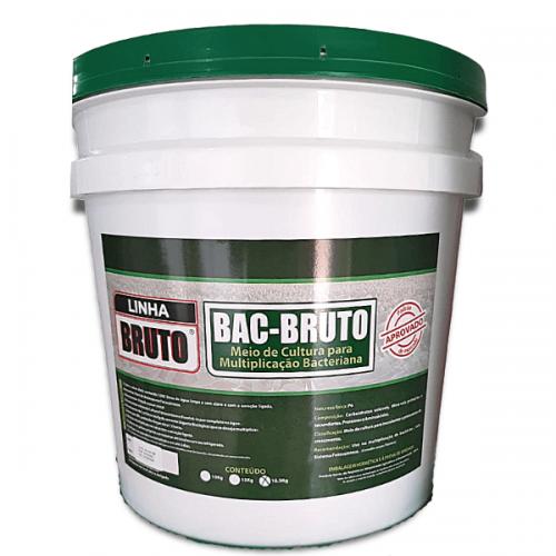 MEIO DE CULTURA BAC-BRUTO - Preço  de Balde de 16,5 kg