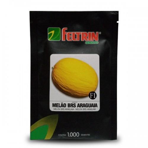 MELÃO BRS ARAGUAIA F1 - Linha Golden 1000 Sementes