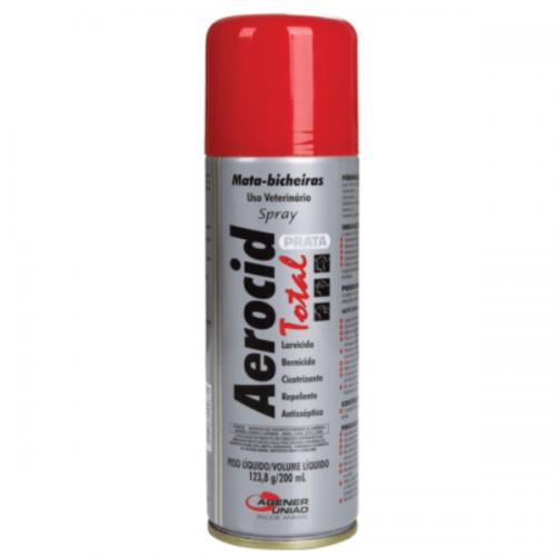 AEROCID PRATA SPRAY - MATA-BICHEIRA 200 ml