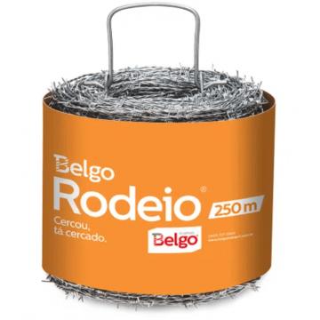 Arame Farpado Belgo Rodeio® - 250m
