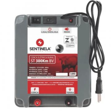 Eletrificador de Cerca Rural 300KM Bivolt Automático