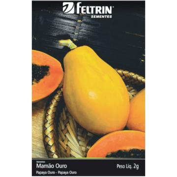 Mamão Ouro - Linha Golden 2 g