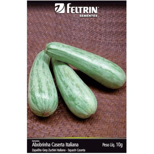 Abobrinha Caserta Italiana - Linha Golden 10 g