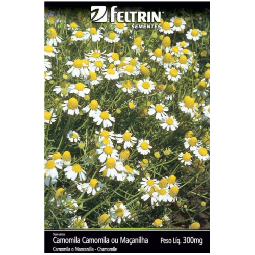 CAMOMILA - Linha Golden 300 mg