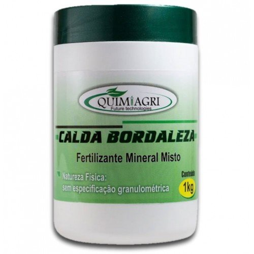 FUNGICIDA NATURAL CALDA BORDALEZA 1 Kg