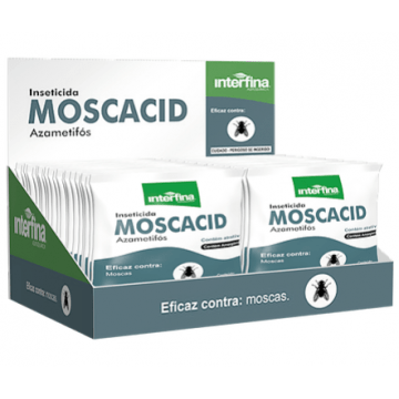 MATA MOSCA MOSCACID DISPLAY 1KG (40X25G)