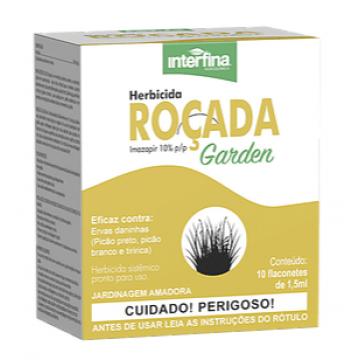 MATA TIRICA  ROÇADA GARDEN 15 ml