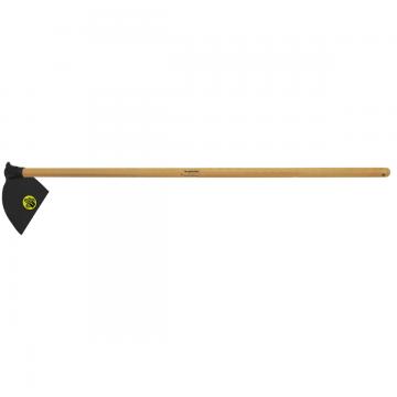 Enxada Canavieira Goivada Tramontina em Aço com Cabo de Madeira 145 cm