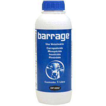 Barrage Pulverização 1 Litro