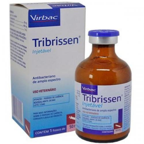 TRIBRISSEN ANTIBIÓTICO - 50 ML