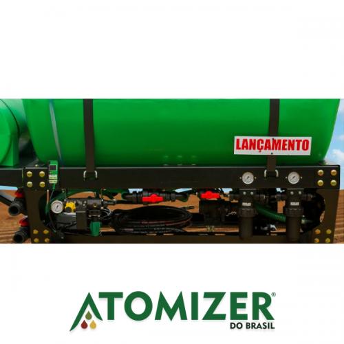 Incorporadora ATOMIZER INCORPORATE 1200 RJ