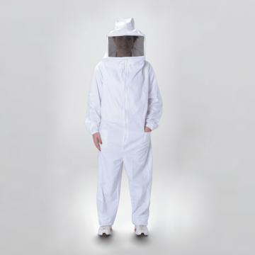 Macacão Apicultor C/ Máscara em Courvin Fixa - ZATTI