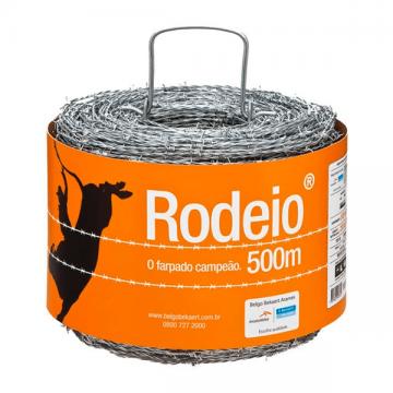 Arame Farpado Belgo Rodeio® - 500m