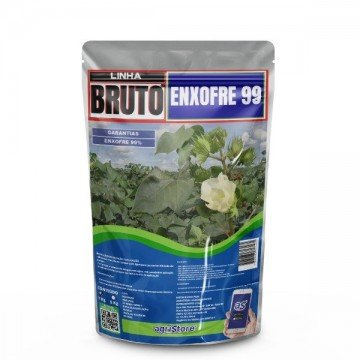 Enxofre Puro 99% em Pó 1 kg