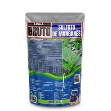 Sulfato de Manganês Puro Pó Solúvel 1 Kg - 30% de Manganês+16% de Enxofre
