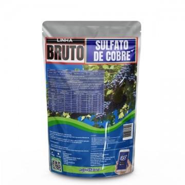 Sulfato de Cobre Puro em Pó 1 kg - 24% de Cobre+12% de Enxofre