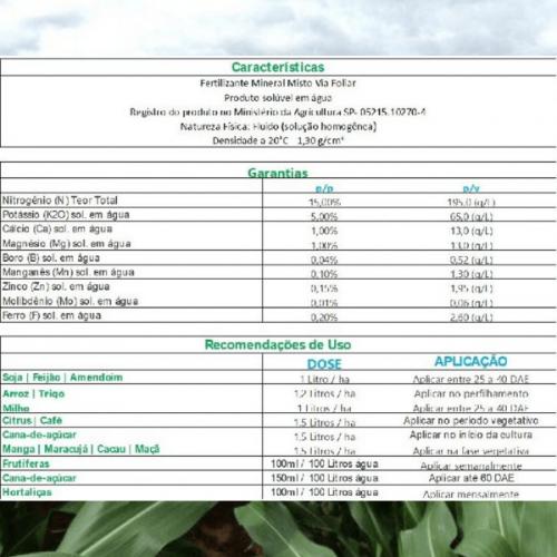 AD-1000 LINHA BRUTO® - GALÃO DE 1 LITRO