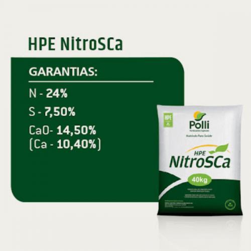 HPE NitroSCa - Saco de 40 kg